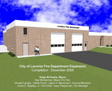 Fire Station Model web